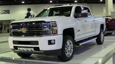 Chevy z71 Duramax with Allison transmission.