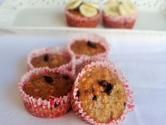 Healthy & Delicious Banana-Chocolate Chips Muffins Recipe- Kids Snacks B...