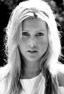 Claire Holt (Rebekkah on The Vampire Diaries)