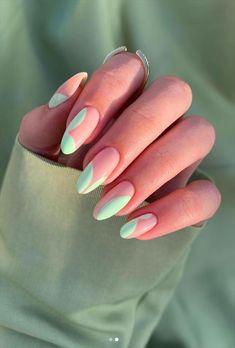 spring nails, Summer nails, nail designs 2021, nail trend 2021, coffin nails, nails acrylic, ballerina nails, acrylic coffin nails, nail ideas, nail colors, gel coffin nails, nail shape, nail art , Pastel Nails, Purple Nails, Green Nails, Acrylic Nails, Colorful Nails, Coffin Nails, Stylish Nails, Trendy Nails, Spring Nails