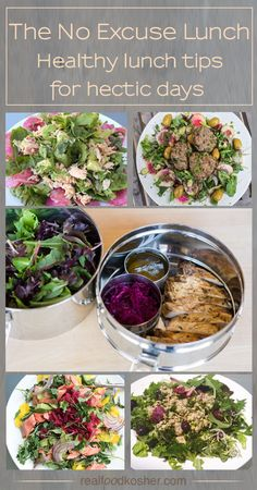 Tips for Healthy Lunches