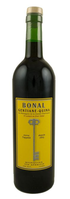 This aperitif wine is made by infusing quinine, gentian, and other herbs from the Grande Chartreuse Mountains into Mistelle wine.  The result shows us wonderful RC cola notes with high citrus tones.  This is just slightly bitter and should be served either neat or with an orange twist on the rocks.