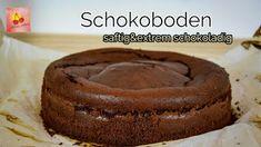 kiras_bakery: Schokokkuchen/ Schokoboden für Sahne-Torten/ Tipps&Tricks/ Grundrezept Pie, Tricks, Desserts, Food, Diabetes, Recipes, Best Cake Recipes, Sweet Recipes, Strawberry Cakes