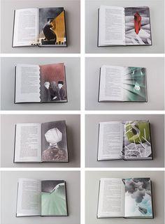 脫去童書的稚嫩感,書迷重製《哈利波特》全套封面設計   大人物
