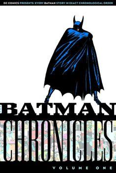 Batman Chronicles Vol. Original Batman Comic, Batman Comics, Dc Comics, Comic 8, Comic Books, Batman Story, Batman Collectibles, Best Kindle, Bob Kane