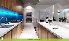 Kuchnia styl Nowoczesny - zdjęcie od IRIDE Design