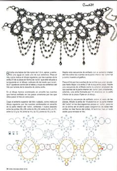 free seed bead patterns and instructions Diy Necklace Patterns, Seed Bead Patterns, Beaded Jewelry Patterns, Beading Patterns, Bead Jewellery, Seed Bead Jewelry, Tutorial Colar, Beads And Wire, Beading Tutorials