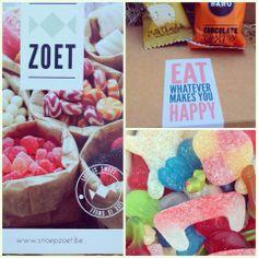 Sprinkles on a cupcake: Webshoptip: Snoepzoet.be