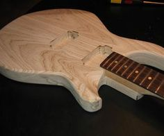 """Have you ever looked at a guitar and wondered, """"How do they make that?"""" Or thought to yourself, """"I bet that I could build my own guitar,"""" but never actually tried it? I have built several electric guitars over the years and through trial and error have learned many helpful tips that anyone who might want to tackle this sort of project needs to know before starting out. This kind of thing does require some wood working skill and also requires some specific tools as well but not all the fancy…"""