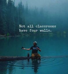 BEST LIFE QUOTES    Not all classrooms have four walls. —via https://ift.tt/2eY7hg4