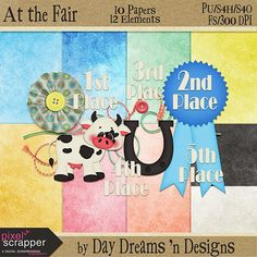 Day Dreams 'n Designs: Pixel Scrapper September Blog Train Freebie!