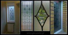 #glassatelier , #witraże , #bevele , #stainedglass