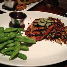 Miso Grilled Salmon   Photo by Instagram User boringchicken #houlihans #SoEatingThis