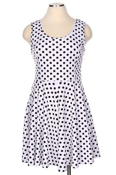 Vintage Polkadot Dress 1x, 2x, 3x. $52.00. Blondellamy'Dean is a boutique just for Curvy Girls. Sizes 10- 28. Specialty sizes up to a size 36. Use coupon code: pin10 for 10% off your first purchase on www.blondellamydean.com or like us on www.facebook.com/blondellamydean