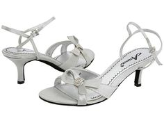 Annie Engagement Silver Satin - Zappos.com Free Shipping BOTH Ways