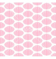 Pattern lotus vector