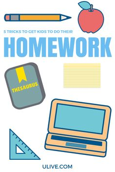 Susan Stiffelman, author of PARENTING WITHOUT POWER STRUGGLES offers tips for getting your child to do their homework without drama or meltdowns via @simonschuster >> http://www.ulive.com/video/5-tips-for-getting-your-kids-to-do-their-homework #Back2school