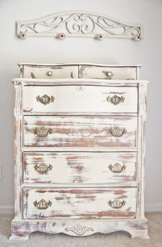 551 East Furniture Design: For Sale  chalk paint w/distressing