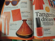 Tangerine Dream - can you spot our tagine?!