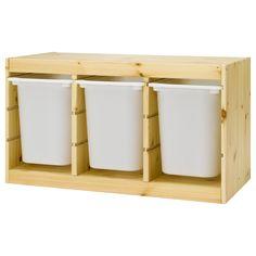 "For mudroom? TROFAST Storage combination $84.99   Width: 37 ""  Depth: 17 3/8 ""  Height: 20 1/2 """