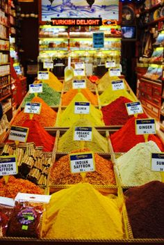 Istanbul Spice Markets