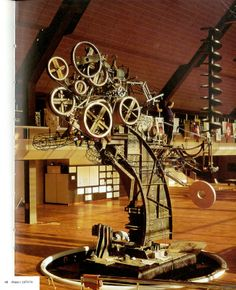 Nouveau Realisme, Jean Tinguely and Yves Klein Sculpture Jean Tinguely, Yves Klein, Found Object Art, Found Art, Modern Sculpture, Sculpture Art, Zeppelin, Nouveau Realisme, Critique D'art