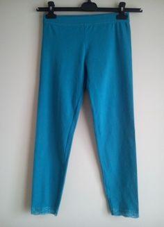 Kup mój przedmiot na #vintedpl http://www.vinted.pl/damska-odziez/legginsy/9309398-legginsy-niebieskie-butik-rozmiar-m