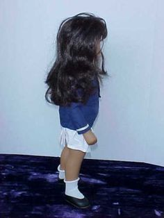 Sasha-Doll-16-034-Brunette-Hair-Marina-in-Sailor-Nautical-Dress-Trendon-England