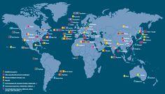 Partout dans le monde, des initiatives émergent pour faire de la smart city une réalité, Issy-les-Moulineaux fait partie des villes les plus avancées dans ce domaine. Article publié dans l'Usine Digitale du 27-08-14