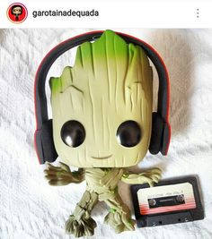OR THIS ONE! Just a baby Groot somehow because oh my gosh the cuteness!!