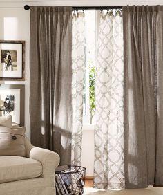 Guía de cortinas: Encuentra la opción perfecta para tu habitación | Cortinas - Decora Ilumina