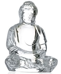 Baccarat Little Buddha Collectible Figurine