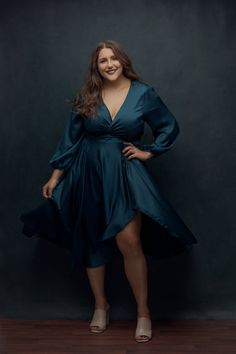 Models — WAGBAYI PHOTOGRAPHY Curvy Girl Fashion, Female Fashion, Womens Fashion, Curvy Models, High Low, Dresses With Sleeves, Long Sleeve, Photography, Portraits