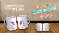 Customised Mugs, Personalized Mugs, Photo Mugs, Screen Printing, Digital Prints, Tableware, Gifts, Screen Printing Press, Fingerprints