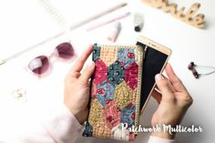 TUTORIAL MONEDERO BOQUILLA RECTANGULAR Black Handbags, Leather Handbags, Crochet Pouch, Frame Purse, Pouch Pattern, Fabric Bags, Quilted Bag, Love Sewing, Everyday Bag