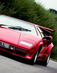 Lamborghini Countach | Drive a Lambo @ http://www.globalracingschools.com #lamborghinivintagecars