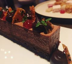 Chocolate Hazelnut Bar at Kuro.  Click Visit and take a look at our review.