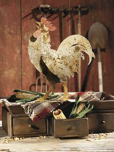 Country Sampler's 30 Icons of Country Style: Roosters