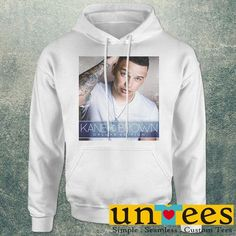 Kane Brown Teenager Hip Hop Pullover Hoodie Sweater with Kangaroo Pocket Hooded Sweatshirts