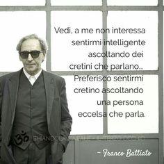 Franco Battiato Citazioni