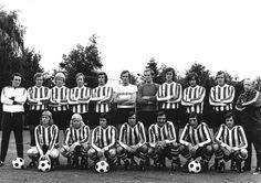 PSV First Team Squad 1973-1974