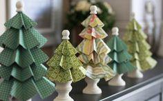 adornos navideños caseros minimalista