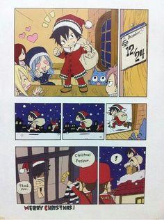 Gray's Christmas xD