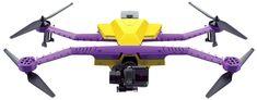 Kickstarter Produkt - Helmkamera AirDog Auto-Follow Drone. AirDog - die erste Action Sport Drohne, die an deiner Seite automatisch mitfliegt. AirDog, auf der CES 2015 als beste Drohne ausgezeichnet, ist die weltweit erste AUTO FOLLOW Drohne mit spezifischen Action Sport Flugmodi. AIRDOG ermöglicht es dir, dich und deine Aktivitäten bequem und mit keinerlei Vorkenntnissen zu filmen. Egal aus welchem Blickwinkel, AIRDOG weicht in Zukunft nicht mehr von deiner Seite.