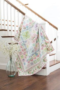 Sweet Lizzie Quilt Kit $179.99