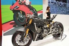 Ducati - TOKYO MOTORCYCLE SHOW 2012