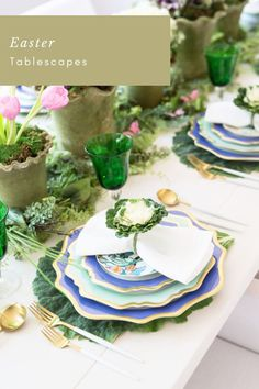 Easter Tablescapes. Easter Tablescape Inspo. Easter At Home. Spring Tablescape. Spring Table Inspo. Spring Home Entertaining. Brunch Ideas. Best Brunch Tips. Tulip Table, A Table, Table Party, Party Centerpieces, Table Decorations, Brunch Table, Easter Table Settings, Easter Brunch, Tablescapes