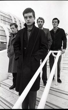Joy Division, Paris, December 1979