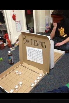 House party idea