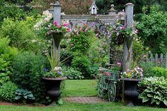 Aiken House & Gardens: A Peek at the Garden